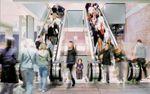 机场自动扶梯
