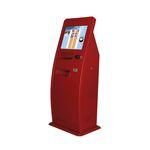 多用途登机办理终端 / 带条形码读取器 / 带有登机牌读取器 / 带打印机
