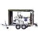牵引式加油泵车 / 机场