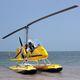 双人旋翼机 / 四冲程发动机 / 串联 / 开放式驾驶舱