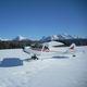 轻型飞机滑雪降落板