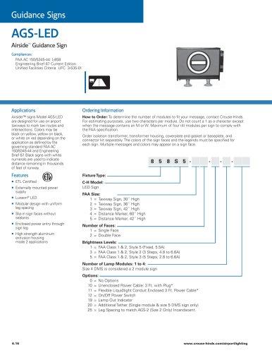 AGS-LED