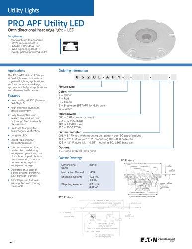 PRO APF Utility LED