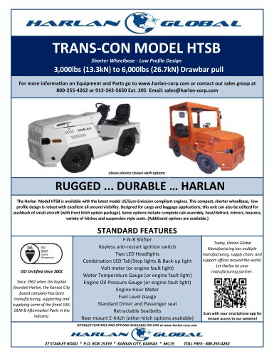 TRANS-CON MODEL HTSB