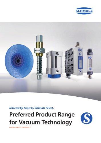 Select-Preferred Product Range