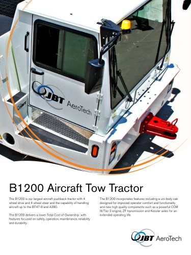 JBT B1200