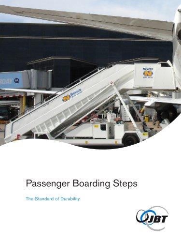 JBT Passenger Steps