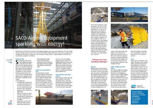 Cargo Hub Magazine