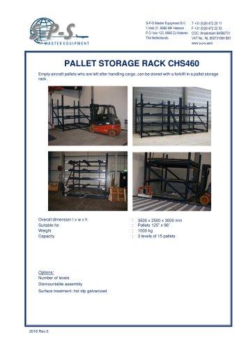 PALLET STORAGE RACK CHS460