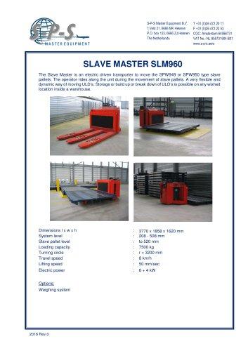 SLAVE MASTER SLM960