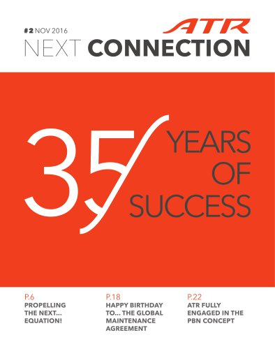 35 years of success
