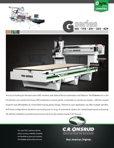 5 AXIS WIDE PRO-SERIES