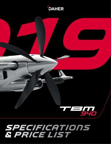 The Daher TBM 940