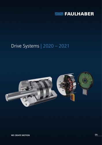 Drive systems 2020 - 2021