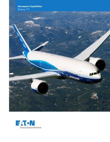Aerospace Capabilities Boeing 777