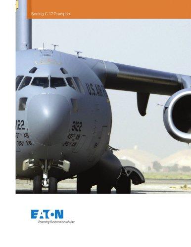 Boeing C-17 Transport