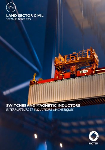 SWITCHES AND MAGNETIC INDUCTORS