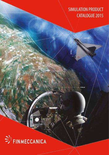 Simulation Product Catalogue 2015