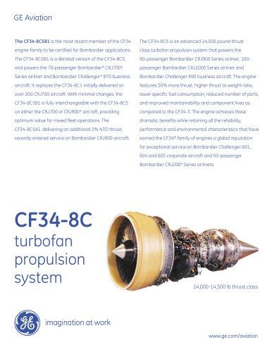 Datasheet CF34-8C