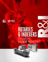 ROTARIES & INDEXERS