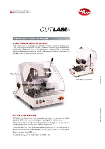 Machine de tronçonnage CUTLAM