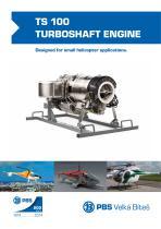 TS-100-turboshaft-engine