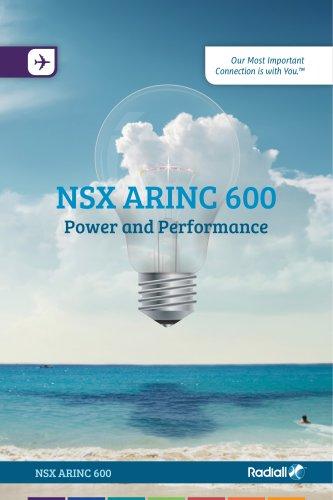 NSX ARINC 600