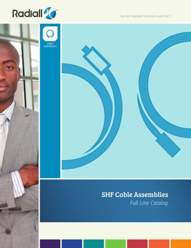 SHF Cable Assemblies