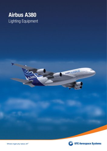 Airbus A380 Lighting Equipment