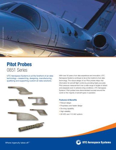 Pitot Probes 0851 Series