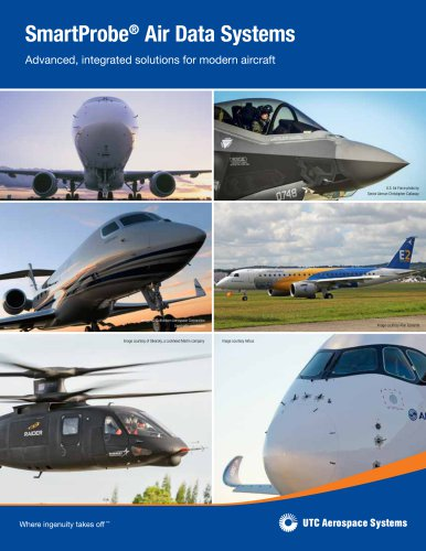 SmartProbe® Air Data Systems