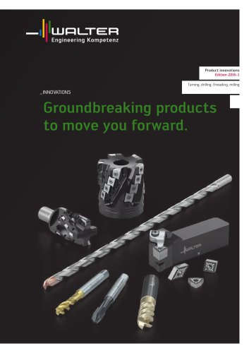 Groundbreaking products to move you forward.