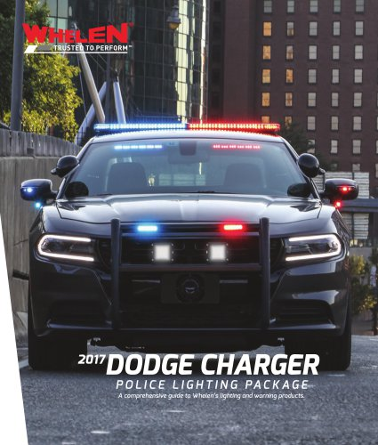 Police Lighting Package Charger