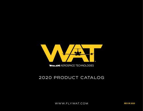 WAT catalogue 2020