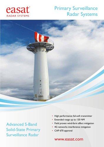 Primary Surveillance Radar Systems