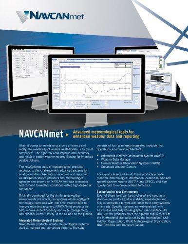 NAVCANmet Feature