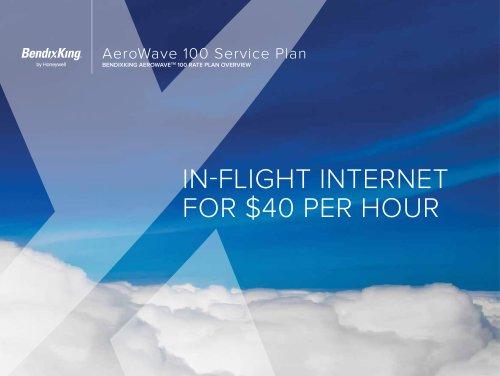 AeroWave 100 Service Plan