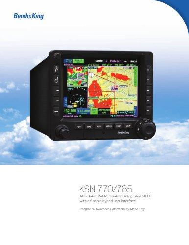 KSN 770/765 Brochure
