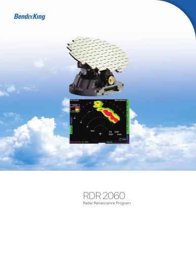 RDR 2060 Data Sheet