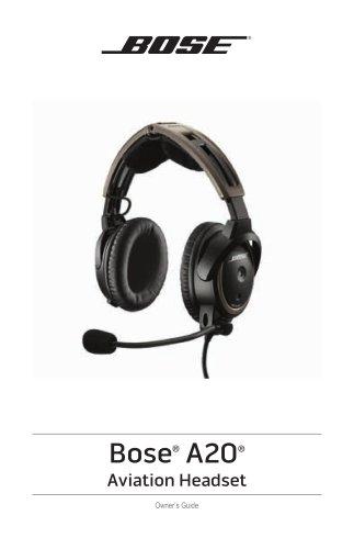 Bose®  A20®