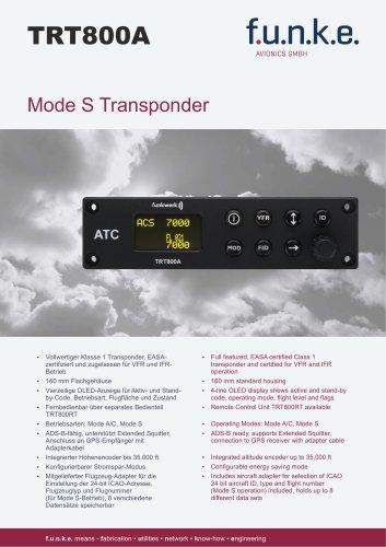 TRT800A-OLED