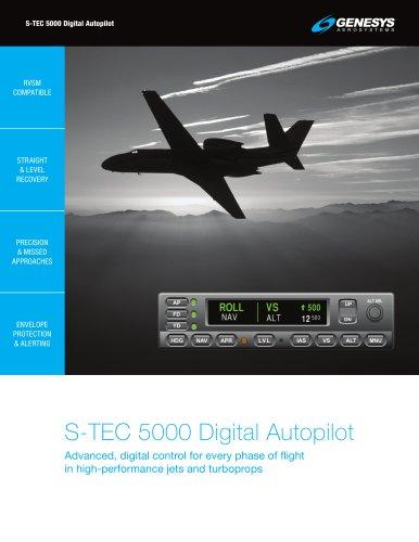 S-TEC 5000 Digital Autopilot