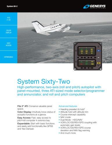 System 60-2 Autopilot