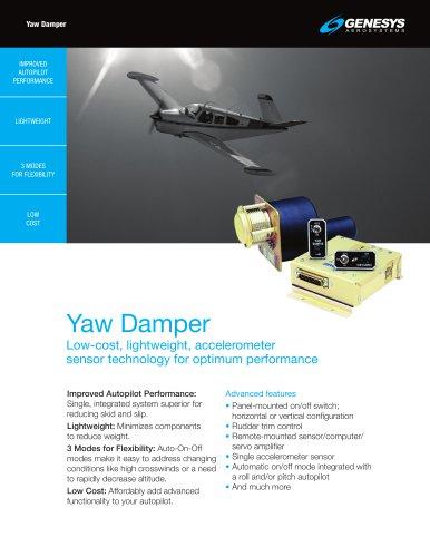 Yaw Damper