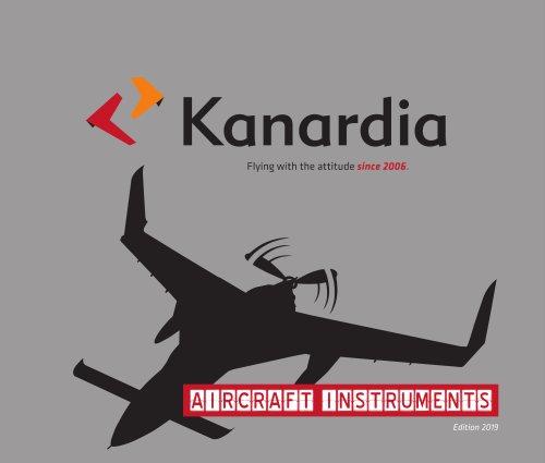 Kanardia catalogue 2019