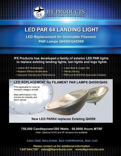 LED PAR 64 LANDING LIGHT