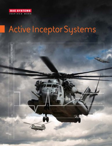 Military active inceptor systems