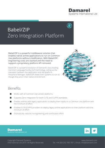 Babel/ZIP