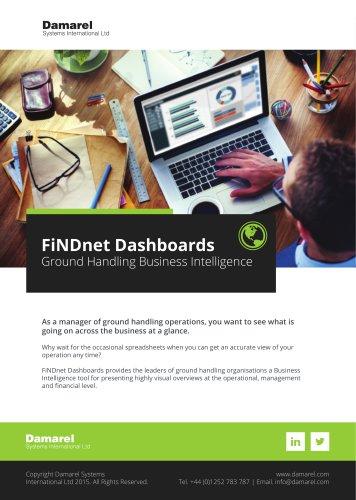 FiNDnet Dashboards