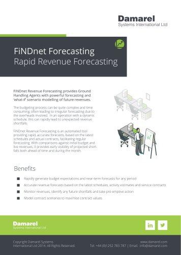 FiNDnet Forecasting